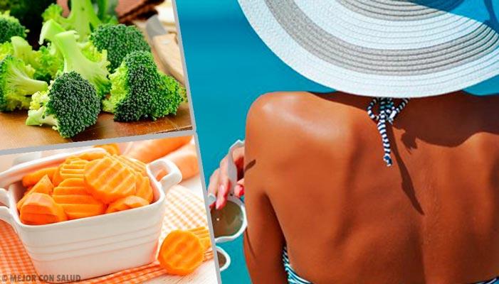 Come mantenere l'abbronzatura: rimedi naturali