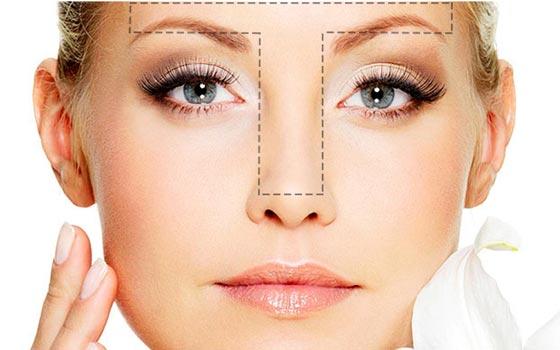 Tipi di pelle: pelle mista