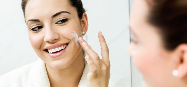 Come idratare la pelle del viso?